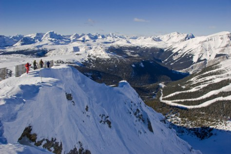 Sunshine Village Ski Resort, Banff National Park, Alberta, Canada