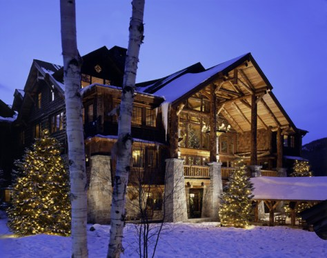The Whiteface Lodge, Lake Placid, N.Y.