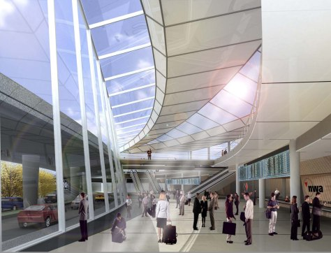 Image: Rethinking airports
