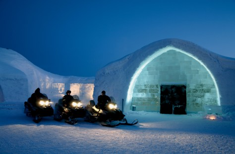 Image: Icehotel in Sweden