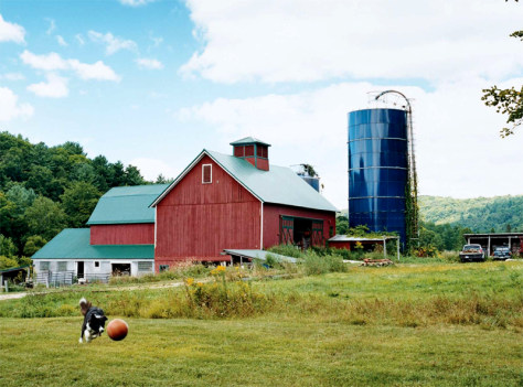 Image: Whippoorwill Farm, Lakeville, Conn.