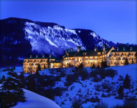 Image: The Lodge and Spa at Cordillera, Colo.