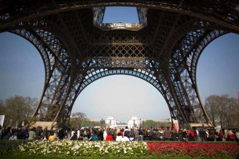 Image: The Eiffel Tower, Paris