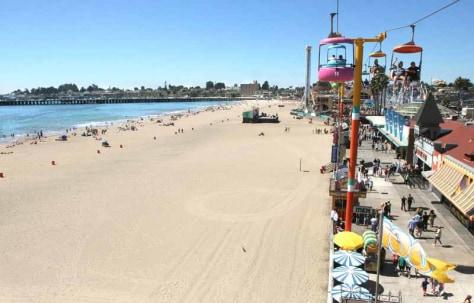Image Santa Cruz Boardwalk