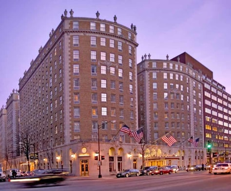 Image: Mayflower hotel