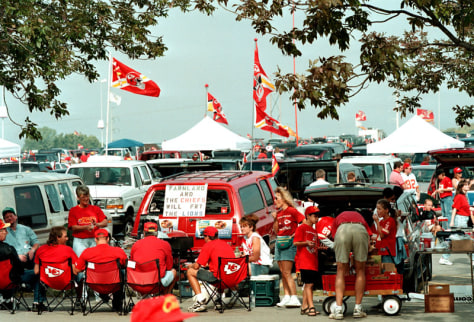 Image: Arrowhead Stadium, Kansas City, Kan.