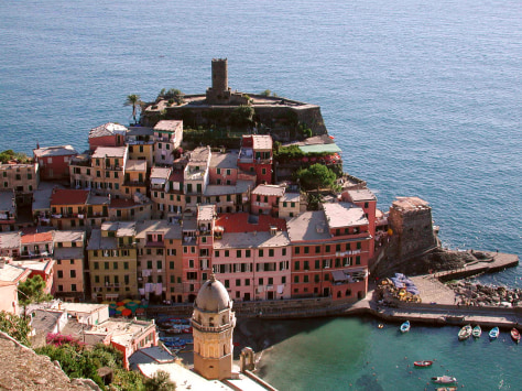 Image: Vernazza tower
