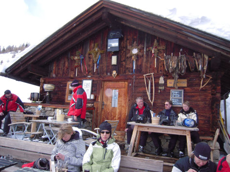 Image: Solden hut