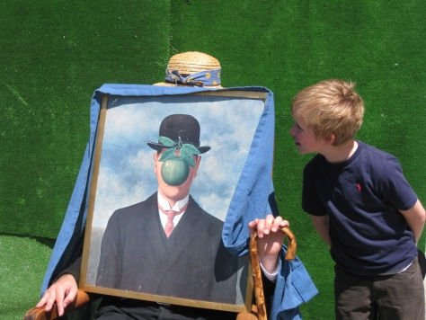 Image: Magritte museum opens