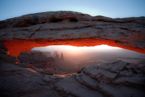Image: Mesa Arch, Canyonlands National Park