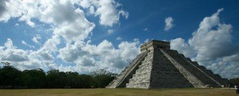 Kukulcan temple, Chichen itzà, Yucatan