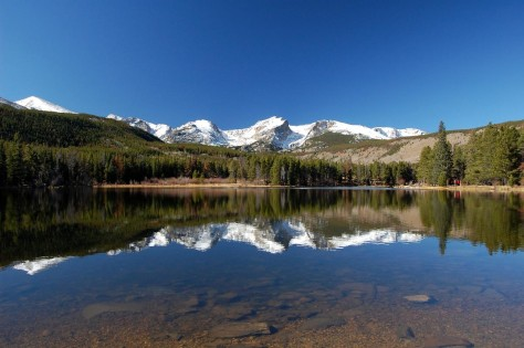 Sprague Lake - Rocky Mountain National Park