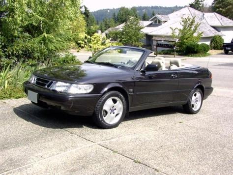 Image: Saab convertible
