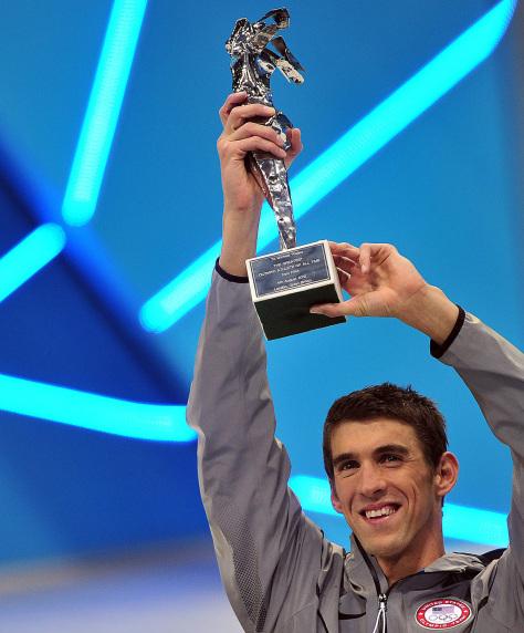 Michael Phelps 2001