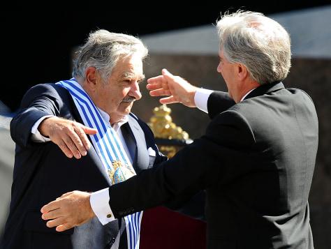 Image: President Jose Mujica