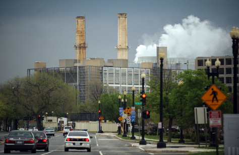 Image: Capitol Power Plant