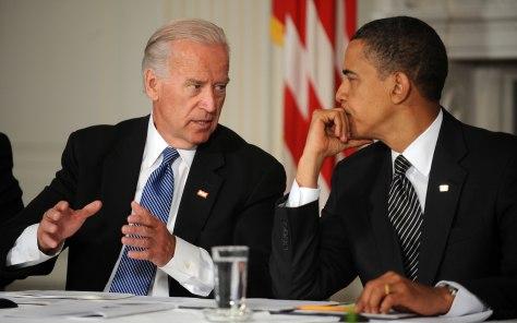 Image: President Barack Obama, Vice President Joe Biden