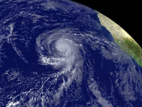 Image: Hurricane Fred.