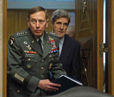 Image: Petraeus and Kerry