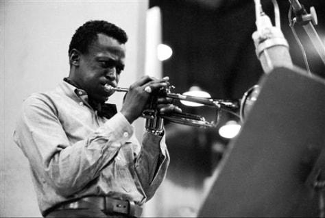 Image: Miles Davis
