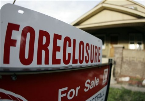 Image: Foreclosed home