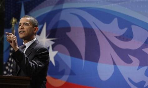 IMAGE:Sen. Barack Obama D-Ill.