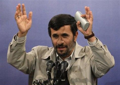 Image: Mahmoud Ahmadinejad