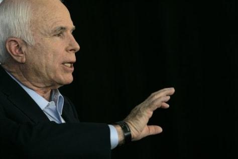 Image: John McCain 2008