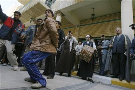 Image: Iraq market
