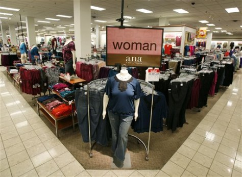 Image: Plus-size clothing