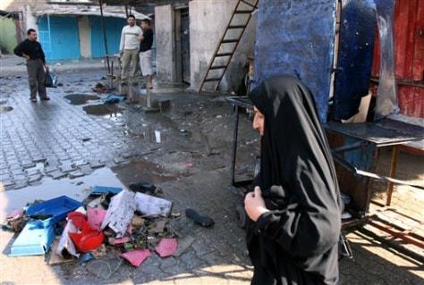 Image: Iraqi woman