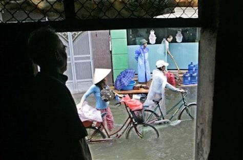 Image: Vietnam floods