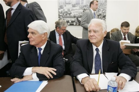 Reps. C.W. Bill Young, R-Fla., Jerry Lewis, R-Calif.