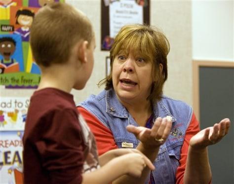 Swine Flu School Nurses