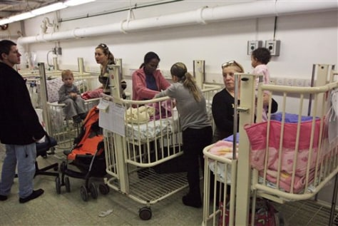 Image: Israeli hospital patients