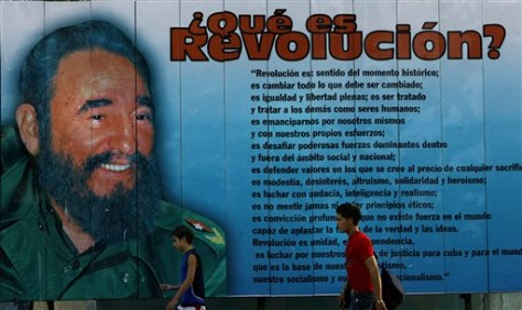 Image: Cuba Castro