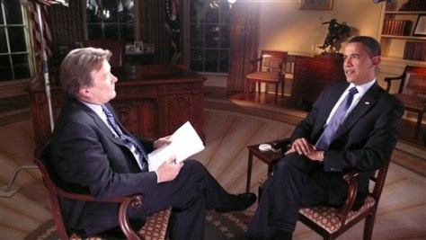 Obama Interview