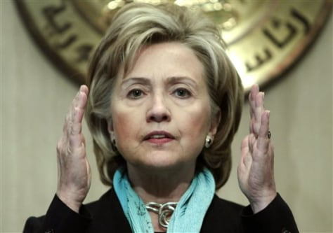 Image: Secretary of State Hillary Clinton
