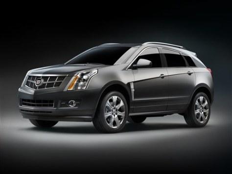 Image: Cadillac SRX