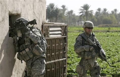 Image: Iraq patrol