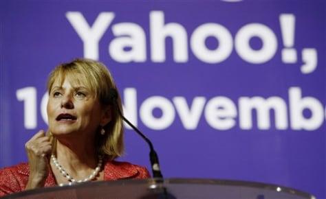 Image: Yahoo Bartz