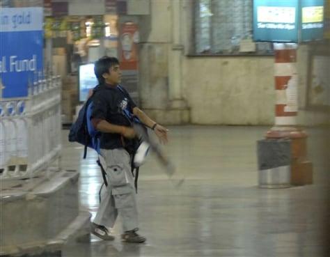 Image: Mumbai gunman