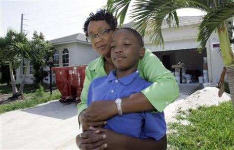Hurricane Struggling Victims