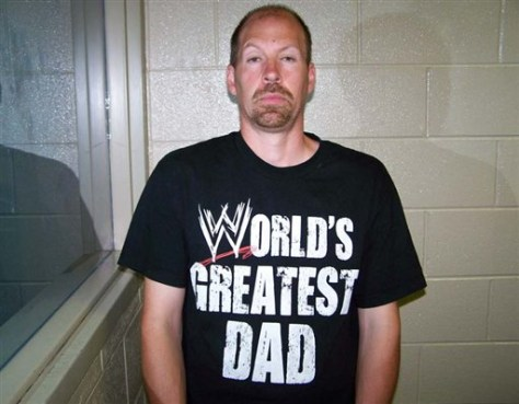 Greatest Dad Charged