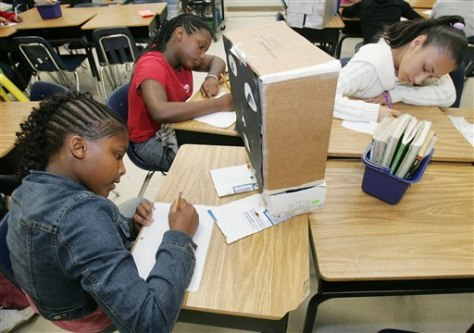 Grade schools test single-sex classrooms - TODAY News - TODAY.com: www.today.com/id/13229488/ns/today-today_news/t/more-schools-test...