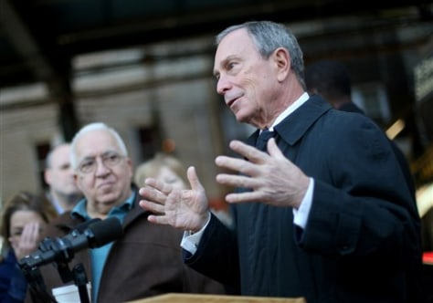 Image: Mayor Michael Bloomberg