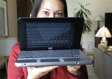 Image: Hewlett Packard Small Laptops