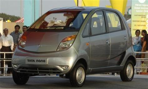 Image: Tata's Nano