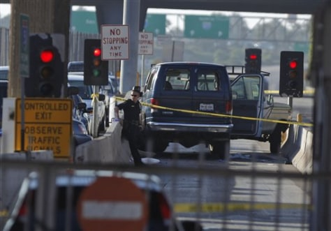 Mexico Border Shootout California