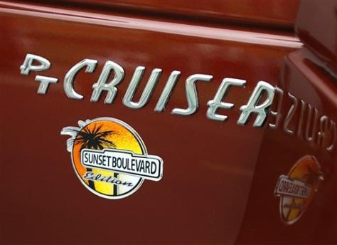 Image: Chrysler Cruiser